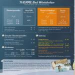 Цены THERME Bad Worishofen