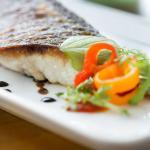 Pan Seared Gulf Coast Redfish