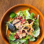 Texas Quail Salad