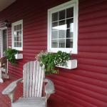 Freshwater Inn - Front porch