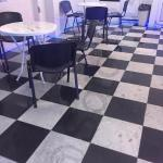 Algunas mesas