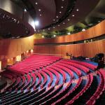 Kitty Carlisle Hart Theatre seats 982