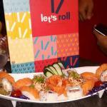 Lets Roll Temakeria e sushi bar