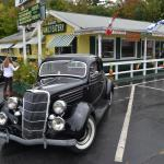 Easy Parking Right off Soco Road in Maggie Valley