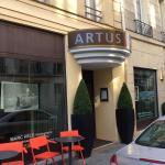 Photo de Artus Hotel