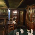 Step back in time with all the beautiful antique dressers and lovely carriages.  It's a museum a
