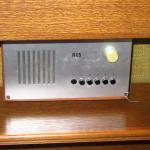 Uralt Radio ohne Funktion