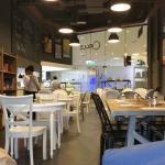 Circle Cafe Interiors