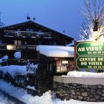Au Vieux Moulin - Hiver