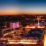 Best views in Amman @ U Roof Lounge