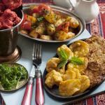 Przystawki z Menu Restauracji Ganesh