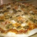 Huge pizzas!