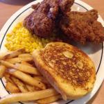 Overcook chicken