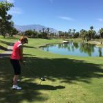 Foto di Palm and Valley Golf Courses at Desert Springs