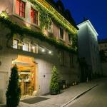 Hotel Gródek Entrance