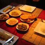 Rice & Curry (das beste in 3 Wochen Sri Lanka) und Kokos-Pancakes