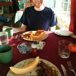 Great Tree Inn Breakfast!