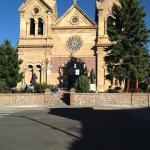 Basilica of St Francis of the Assisi, Santa Fe, NM