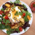 Awesome taco salad
