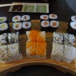 Set 7 sushi