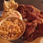 Rustic Oak Cabin Steakhouse