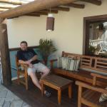 zona de relax en Solar de Geriba