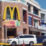 McDonald's Mulyosari, Surabaya.