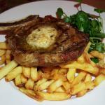 'The' Steak & Chips!