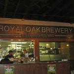 Foto de Royal Oak Brewery