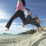 Sand Sea and Fun