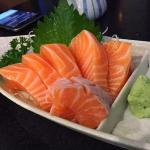 Salmon Shasimi