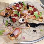 Bild från Pieology Pizzeria