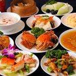 上海蟹尽くしコース