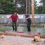 Log roll contest
