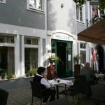 Gastgarten des Pfeiler´s Bürgerstüberl - Hotel