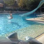 piscina!