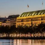 Fairmont Hotel Vier Jahreszeiten Hamburg - Exterior