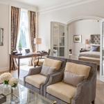 Fairmont Hotel Vier Jahreszeiten - Sample Suite