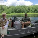 Fishing Adventures on Penobscot River for Smallmouth Bass