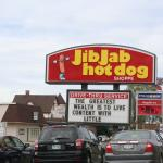Jib Jab Hot Dog Shoppe