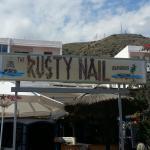 Bar Rusty Nail
