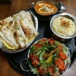 Garam Masala inside and food!!!☺🍴👇