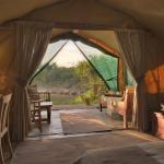 Views from your bedroom at Rekero Camp