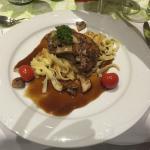 Hauptgericht Steak