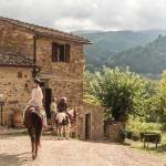 Horse riding at Poggio Asciutto