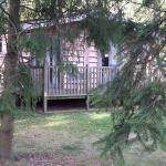 Outside of Lodge