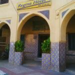 Entrada Hotel Regina
