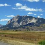 Drive up to Crested Butte just a half hour to the north.