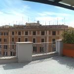 Vista con balcone piazza San Lorenzo (Stupenda)
