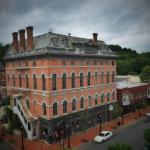 Cohoes Visitor Center